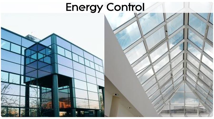 Energy Control Window Film