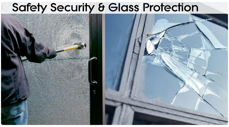 Safety Security Glass Protection
