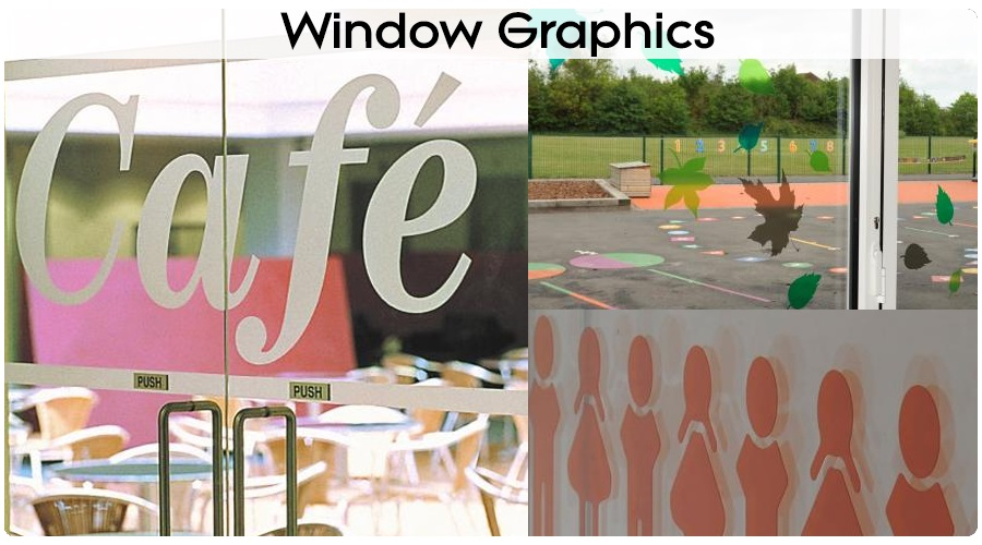 Window Graphics Film